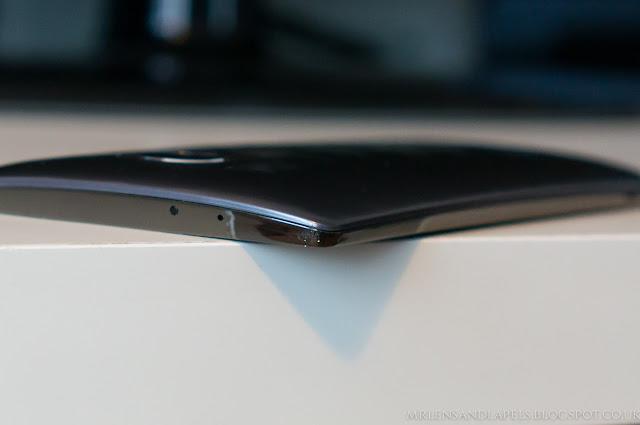 LG G4 damage