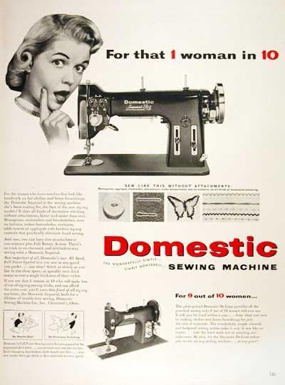 veritas sewing machine parts