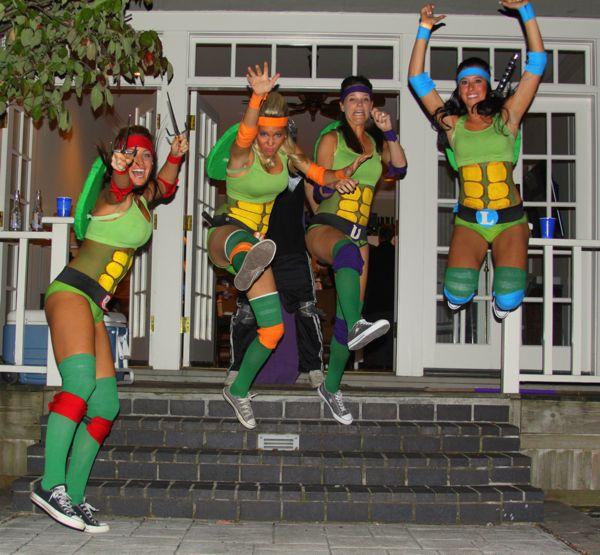 idée déguisement 5 filles
