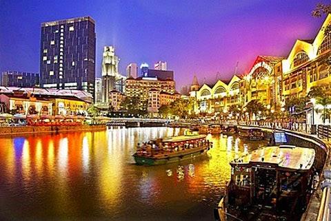 Photos of the Singapore River sg