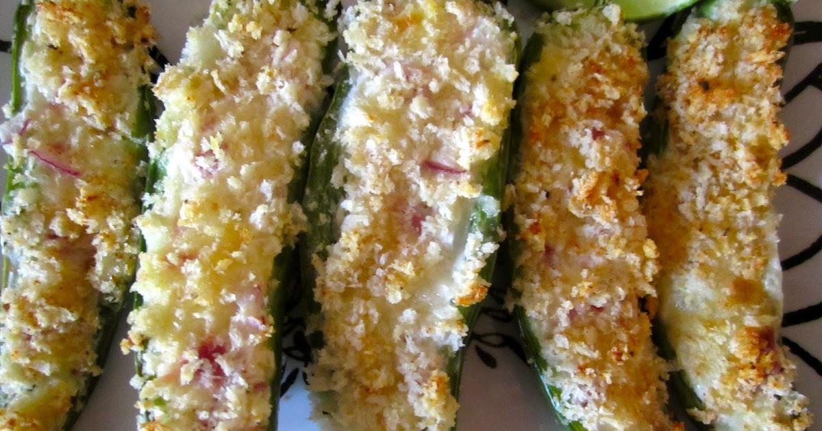 Everyday Bites: Skinny Baked Jalapeno Poppers