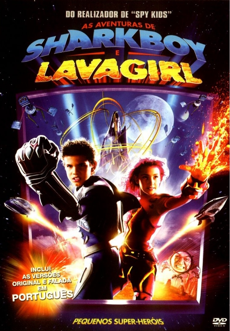 As Aventuras de Sharkboy e Lavagirl – Dublado (2005)