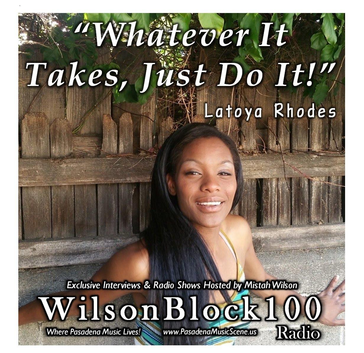 Latoya Rhodes Interview