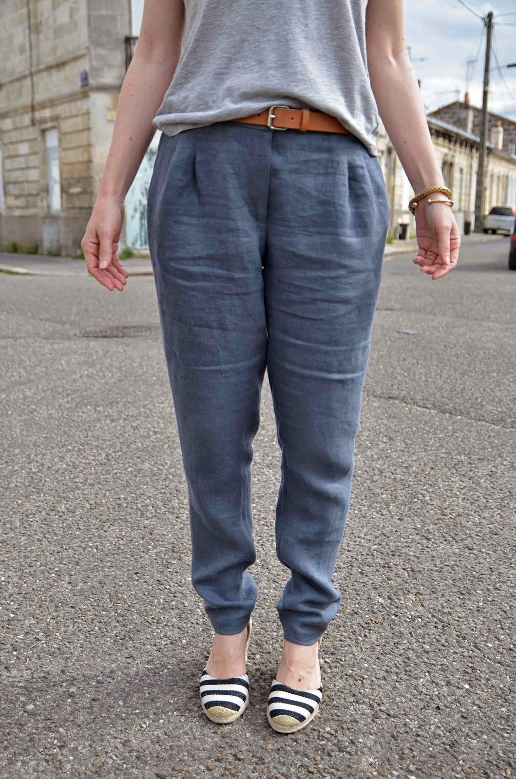 Mixed Emotions: Comfy Linen Pants   Fashion Revolution