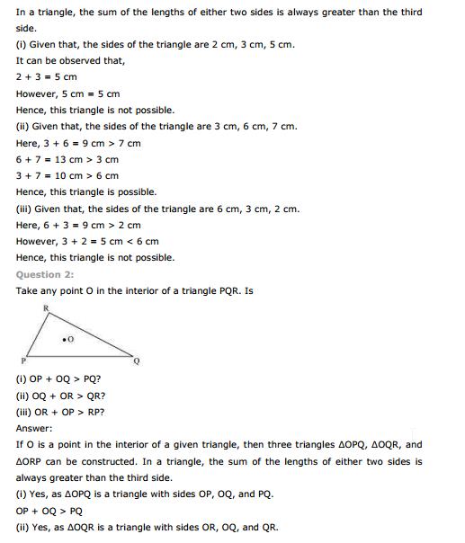 Ncert solution of class 7 maths