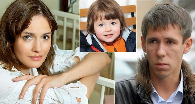 Aleksej Panin said to the police about the abduction of daughter