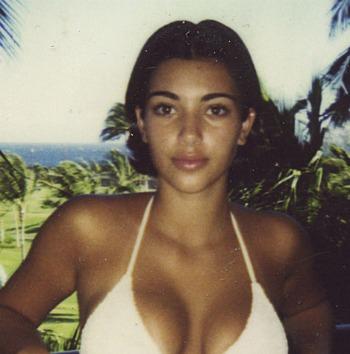 El antes y Después de Kim Kardashian