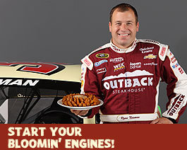 Outback Steakhouse - Ryan Blomin Newman