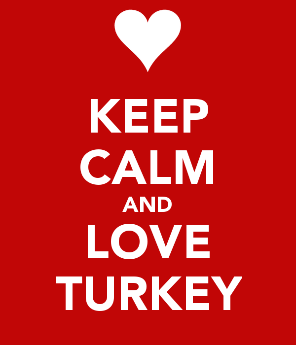 U LOVE TURKEY