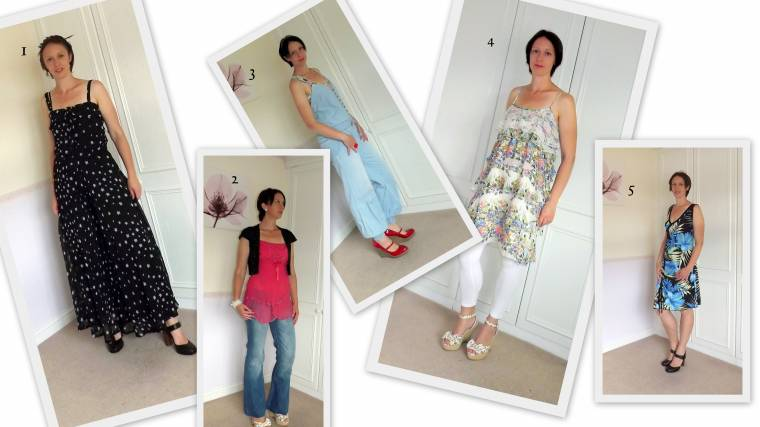 What I'm Wearing: What I Wore This Week