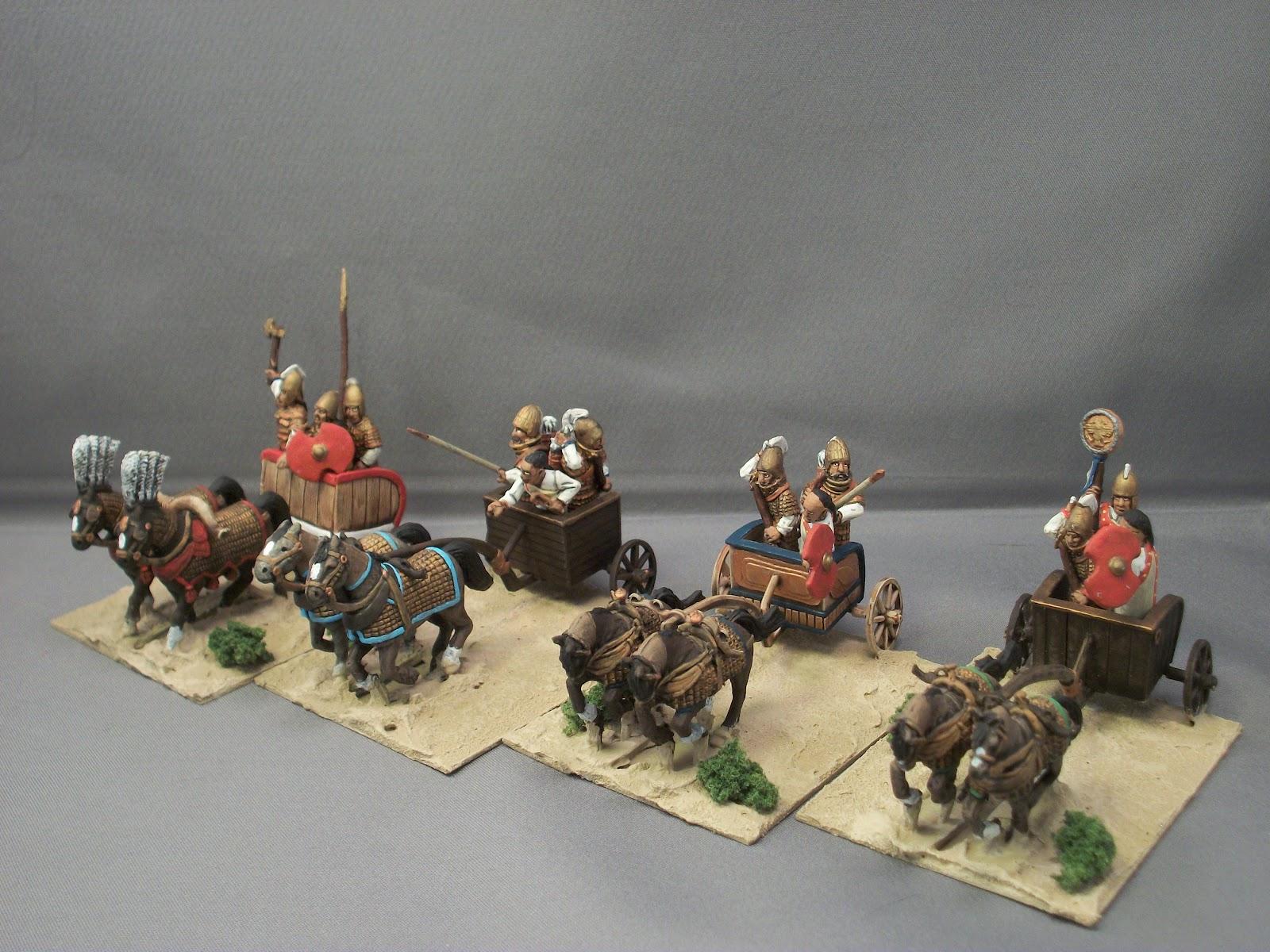 [Lien] Armées bibliques d' autres joueurs - Page 3 Hittite