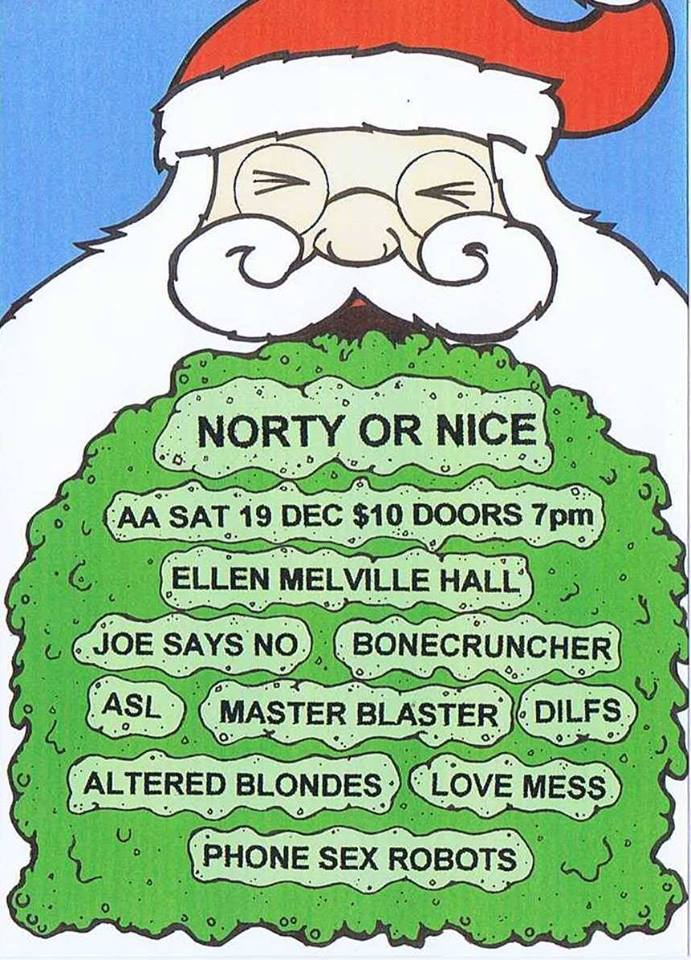 Norty Or Nice 2015