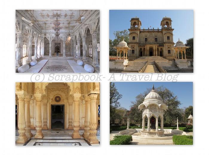 marble Chatri Shivpuri
