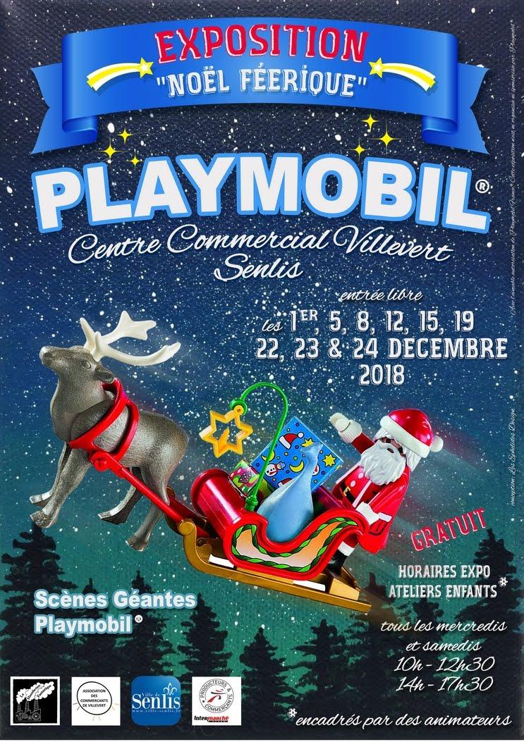 Village de Noël 2018, Senlis