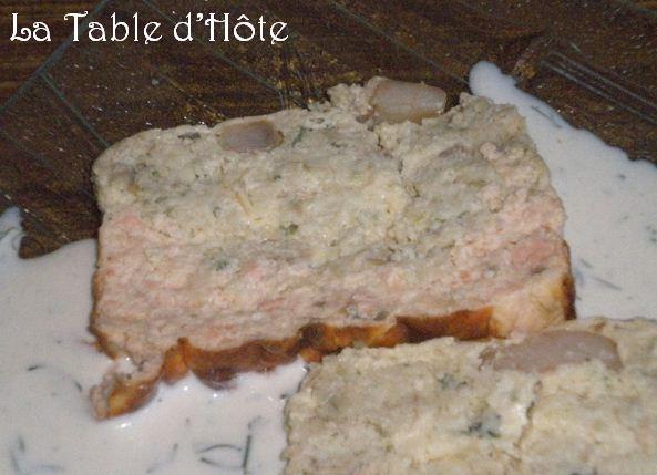 terrine de saumon de cyril lignac