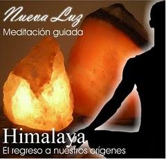 unico para meditar con tu lámpara de sal