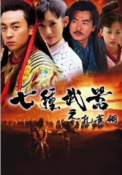 poster Khổng Tước Linh