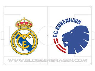 Prediksi Pertandingan Copenhagen vs Real Madrid