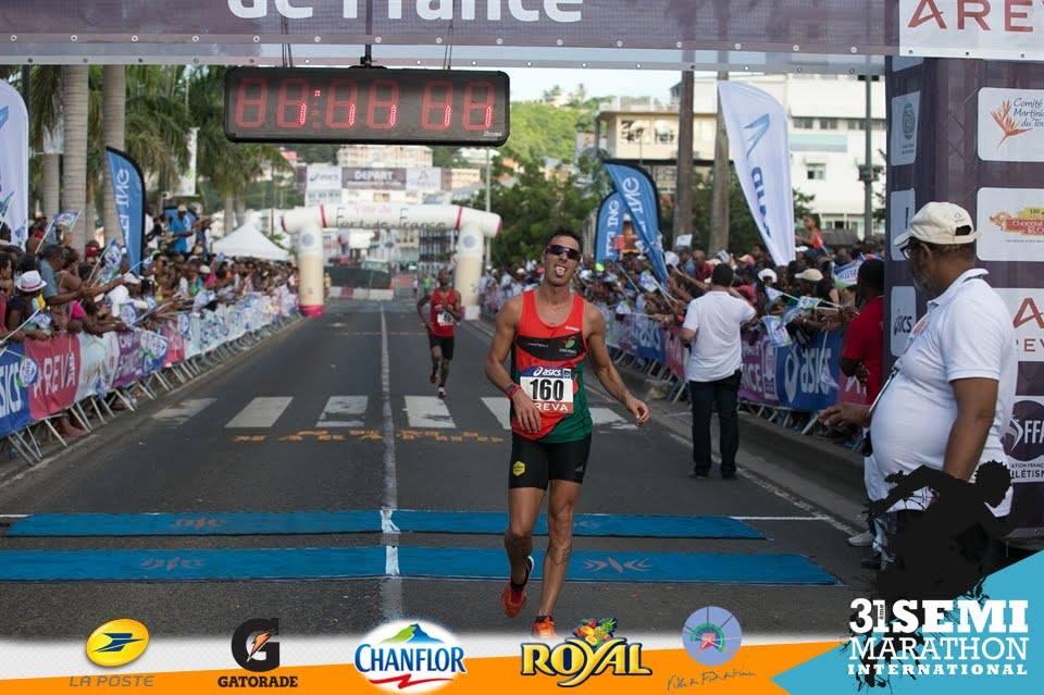 3ème Championnat de France 21km Seniors
