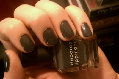 Deborah+Lippmann+Stormy+Weather Polished: Deborah Lippmann Stormy Weather