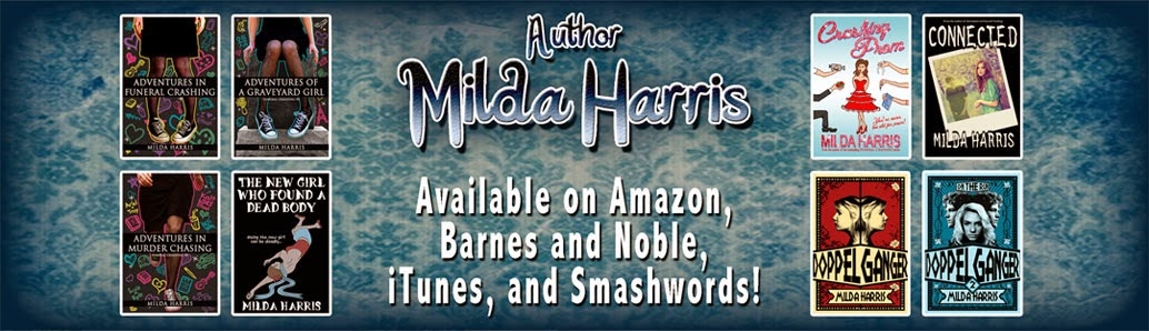 Milda Harris | Author of Young Adult Books