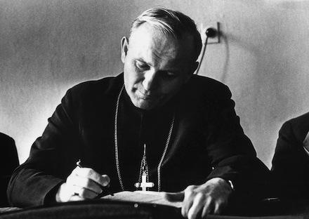 Karol Wojtyla Pope John Paul II