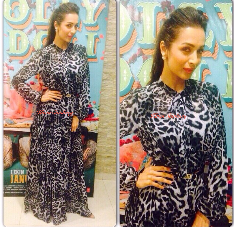 Malaika Arora Khan in Michael Kors