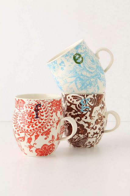 anthropologie+homegrown+monogram+mug+1 Anthropologie Homegrown Monogram Mug