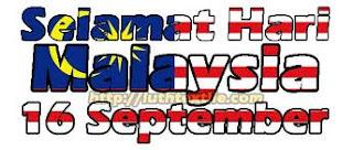 selamat hari Malaysia, Salam Hari Malaysia, 1 Malaysia