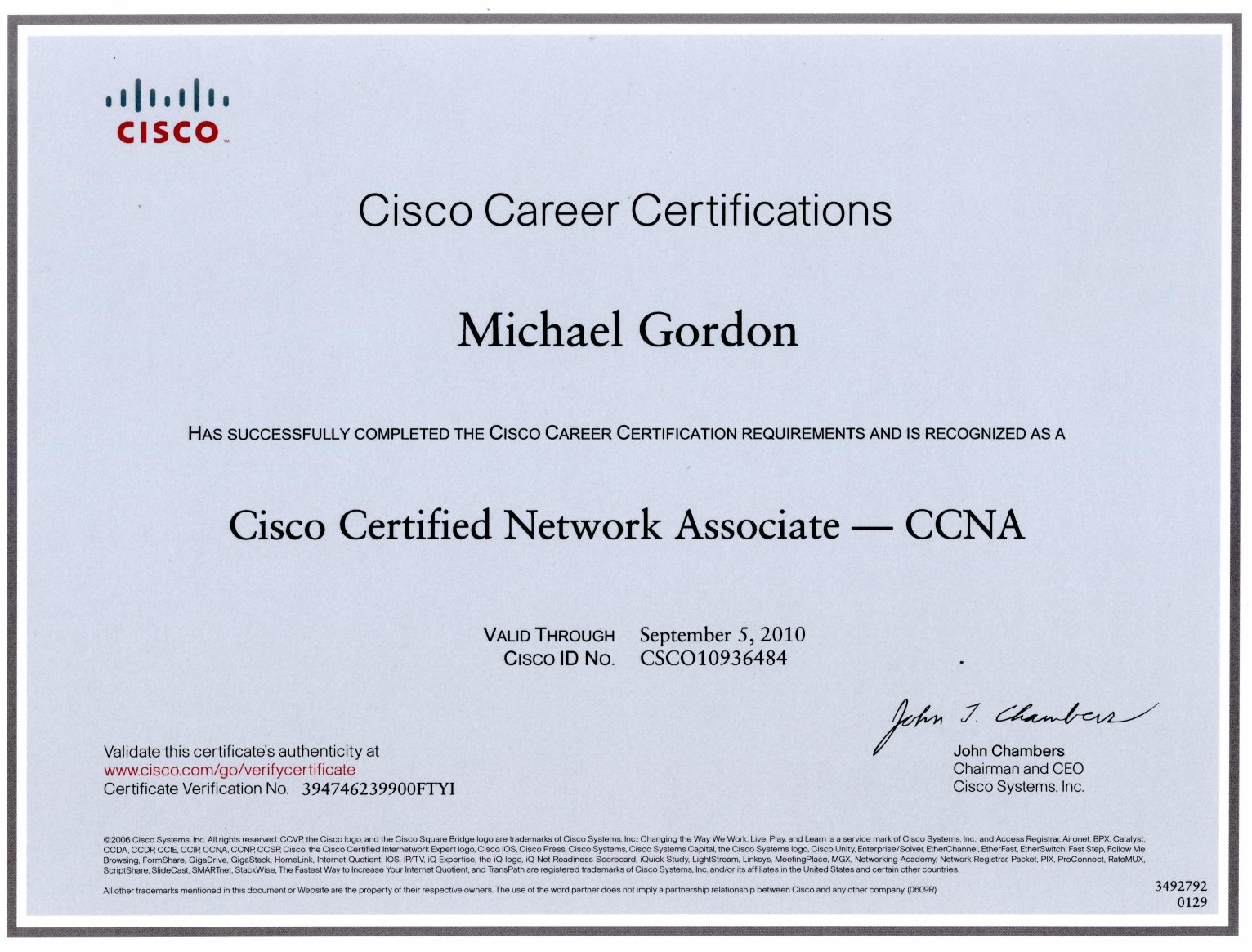 Sales Training Lesson Plan Template Cisco Certification
