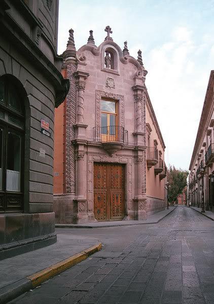 Edificio de la Real Caja