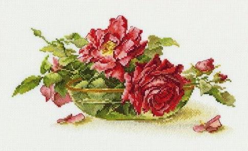 RTO, Розы в пиале