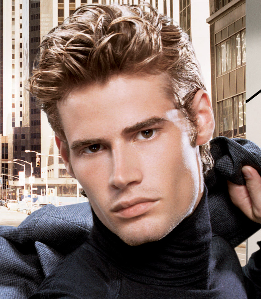 Short Haircuts For Men Hairstyles Trend Dunia Fhasion