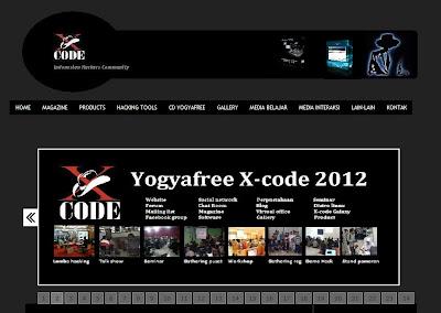 Inilah Situs Tempat Berkumpulnya Hacker Indonesia