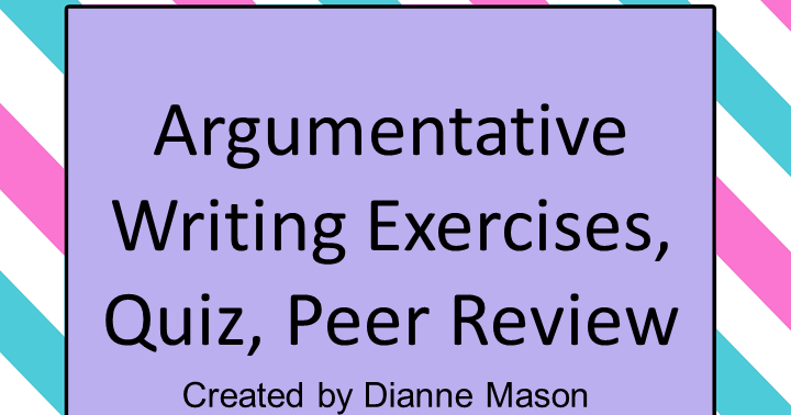 "argumentative essay writing exercise Note: the contents following ""my own view is"" are all that is necessary in a third- person argument statement discussing an issue with many sides in a debate: examples click ""writing exercises, ""cancel"" the registration option, then select "" model papers"": http://bcsbedfordstmartinscom/writersref6e/player/pages/main aspx."