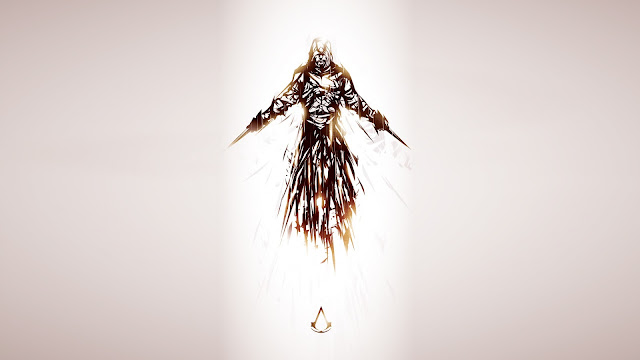 Assassins creed paint HD Wallpaper