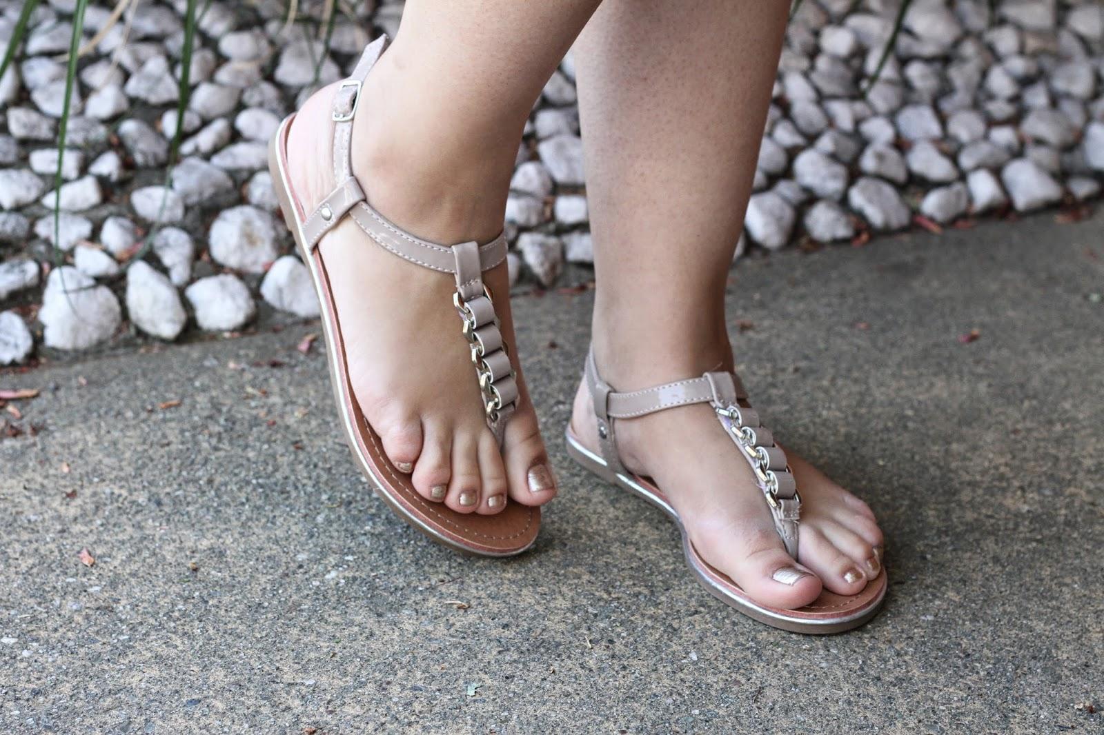 Steve Madden Gravee Sandals