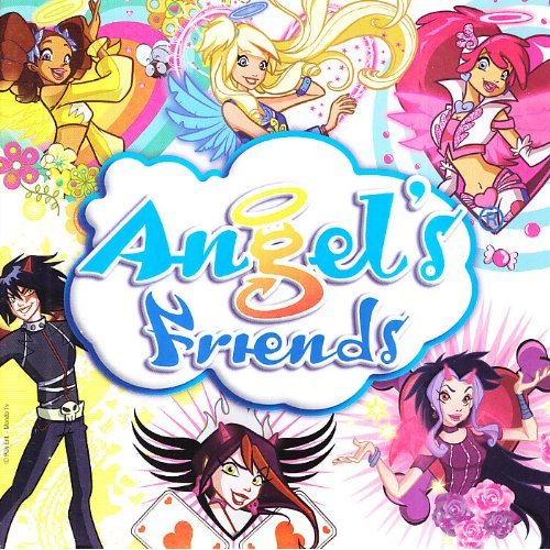 смотреть мультфильмы друзья ангелов бесплатно: