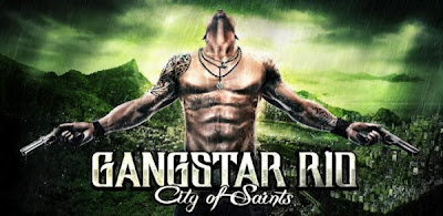 Gameloft lança  Gangstar Rio: Cidade Santa para Android