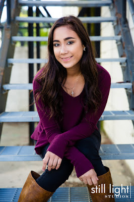 San Mateo and Burlingame high school senior portrait photography by still light studios san francisco