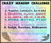 Crazy Make-Up Challenge