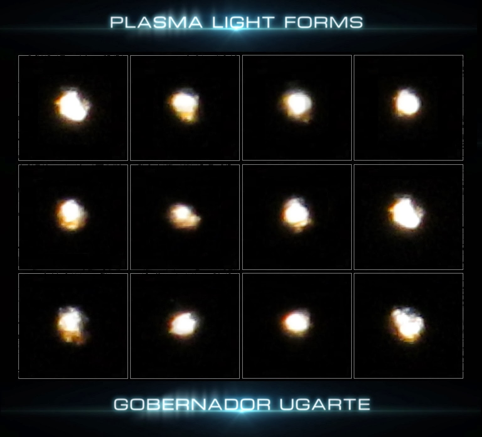 PLASMA LIGHT FORMS