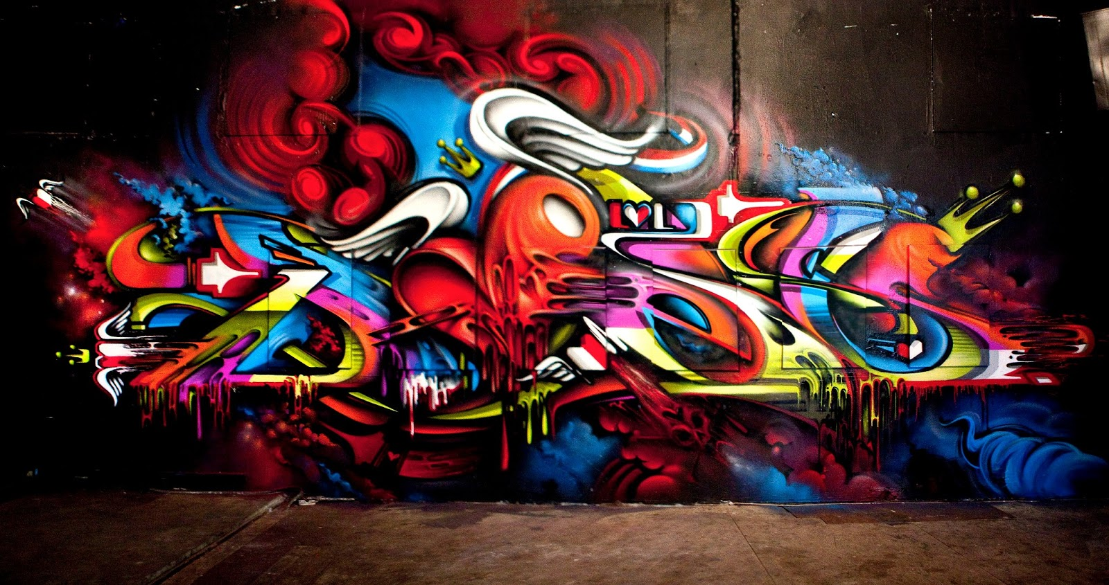 Gambar Graffiti Indonesia | Share The Knownledge