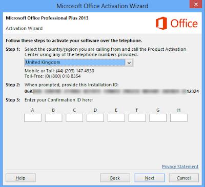 Microsoft office professional plus 2013 x86 final msdn - Activation office professional plus 2013 ...