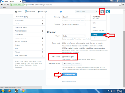 How to Disable Twitter Autoplay Video,stop autoplay video in twitter,twitter video autoplay stop,disable autoplay video on twitter,how to stop,how to disable,autoplay,video autoplay,twitter autoplay,disable video autoplay,stop twitter video autoplay,how to disable video autoplay on twitter,twitter account setting,twitter share,how to share,save setting,twitter tips & tricks,stop twitte,hide twitte,twitter tips,hide