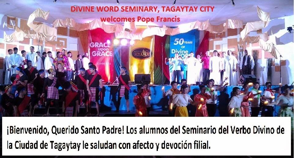 Papal Visit (Jan 15-19, 2015)