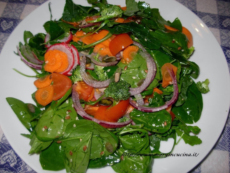 insalatona verde