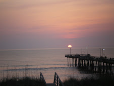 Sunrise at the Outer Banks