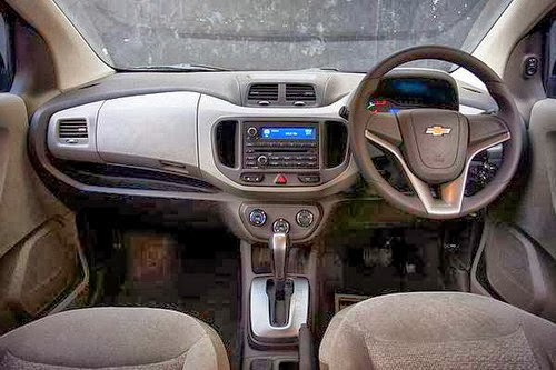 Uji Jalan Chevrolet Spin 1.5 LTZ AT