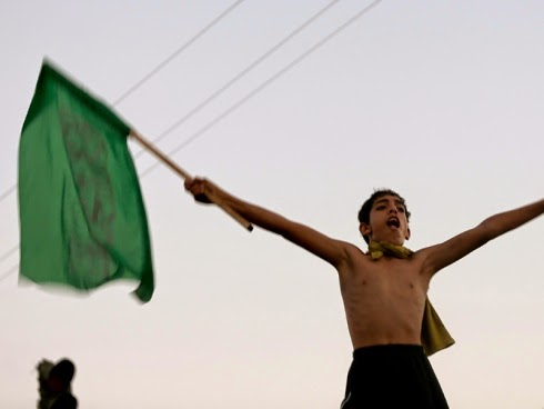 TRAGEDI GAZA PEPERANGAN TAMAT PALESTIN ISRAEL BERDAMAI